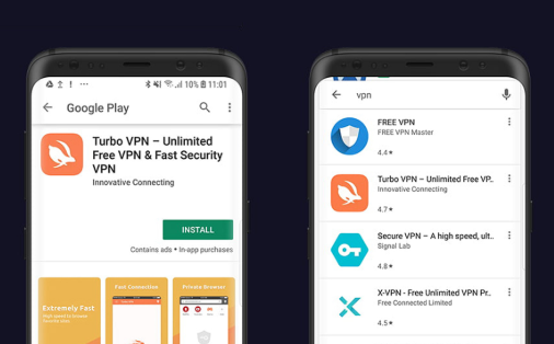Four VPN Apps